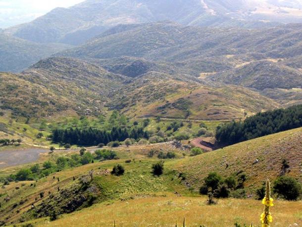 Panorámica desde el monte Liceo (Wikimedia Commons photo/Danno1)