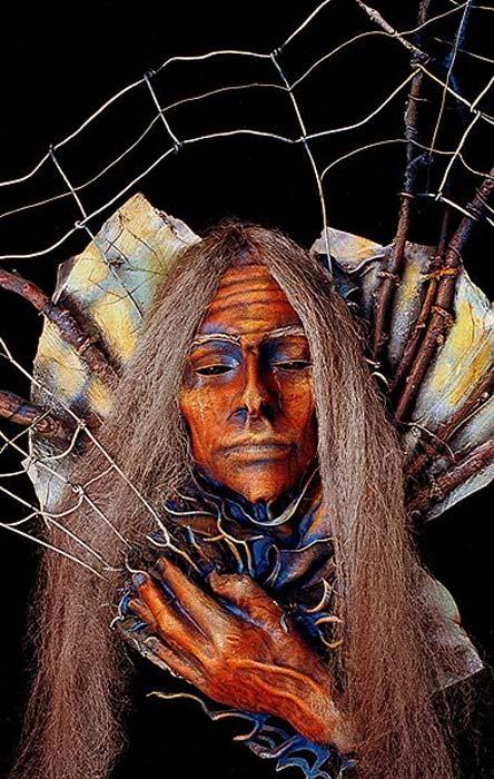 La Abuela Araña o Mujer Araña del folklore nativo americano. (CC BY-SA 3.0)