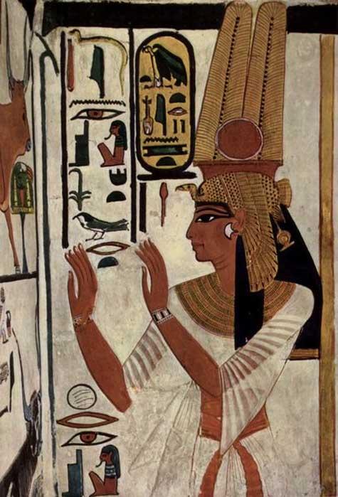 Nefertari. (Dominio público)