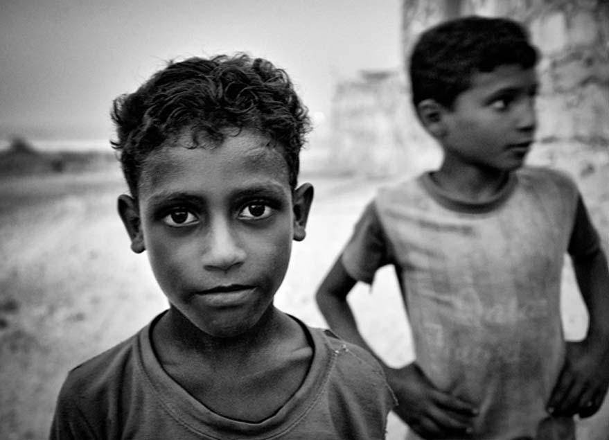 Niños de la isla de Socotora, Yemen (CC by SA 2.0)
