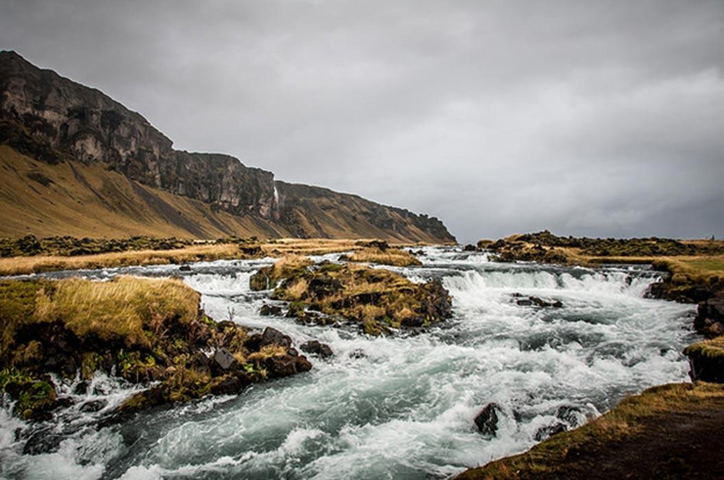 El paisaje islandés: bello y despiadado (CC BY-SA 2.0)
