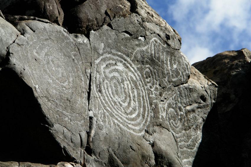 Petroglifos de El Cementerio, en la isla de La Palma (CC BY-SA 3.0)