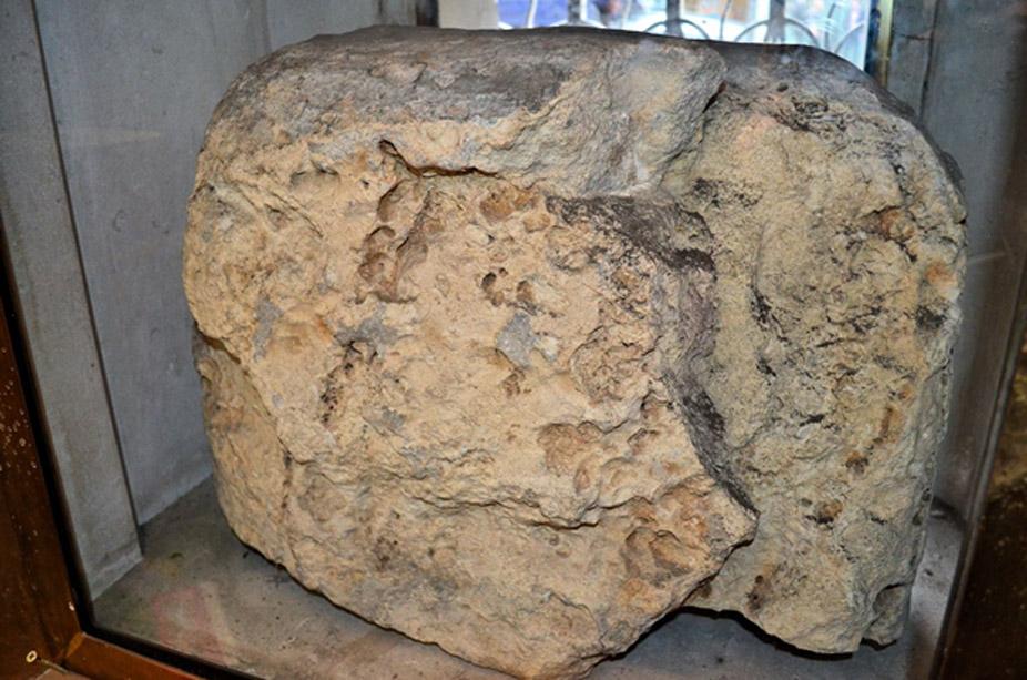 La Piedra de Londres. (Fotografía: Debbie Cartwright)