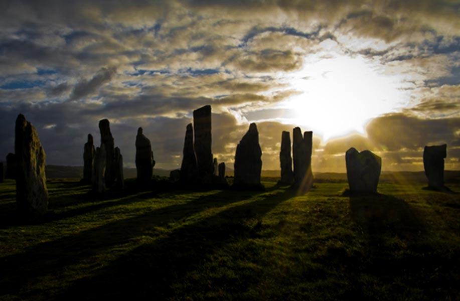 Las Piedras de Callanish, isla de Lewis (Escocia). (Colin Macdonald/CC BY 2.0)