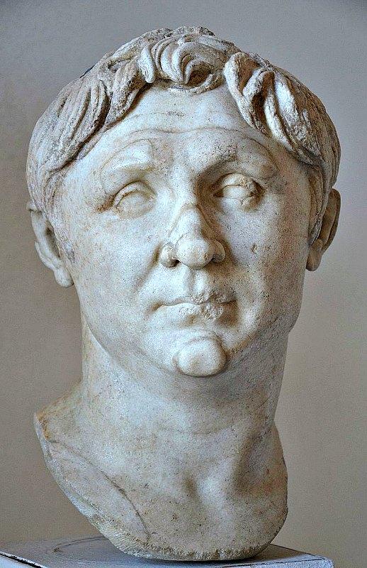 Pompeyo el Grande, copia de la época de Octavio Augusto de un original del 70 a. C. – 60 a. C. Museo Arqueológico Nacional de Venecia. (Carole Raddato/CC BY-SA 2.0)