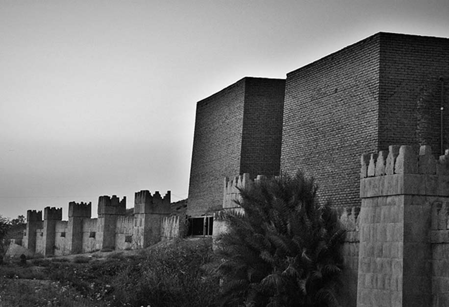 Nínive - Puerta de Mashki. (Omar Siddiq Yousif/CC BY SA 4.0)