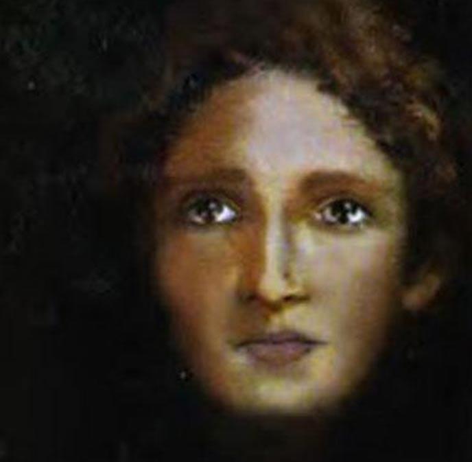 """""""Joven Jesús"""", imagen generada por investigadores de la policía italiana a partir del análisis de la Sábana Santa de Turín. (Imagen: Independent.co.uk)"""
