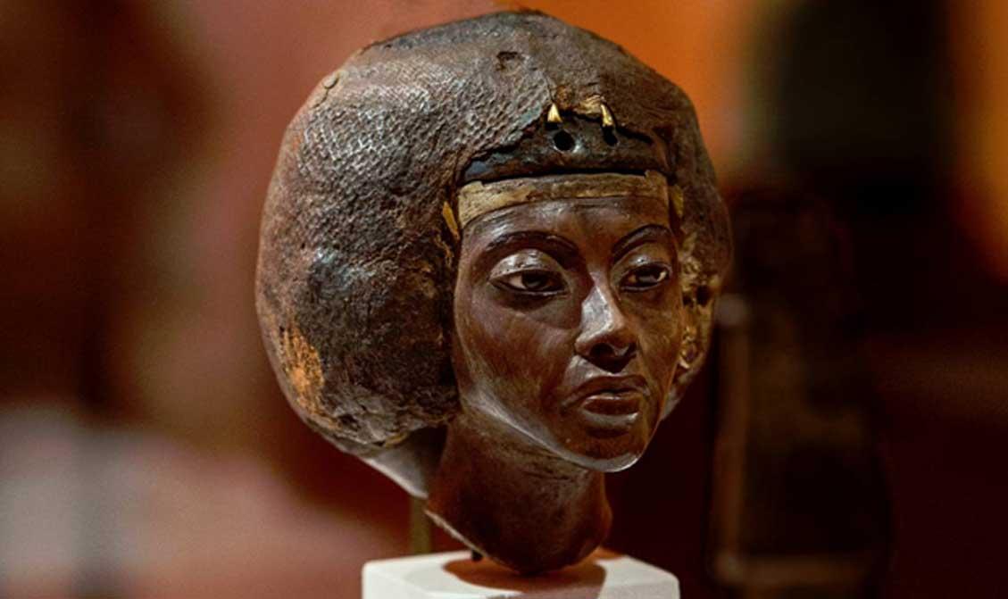 Tiy, Gran Esposa Real de Amenhotep III, madre de Akenatón y abuela de Tutankamón. (CC BY-NC-SA 2.0)