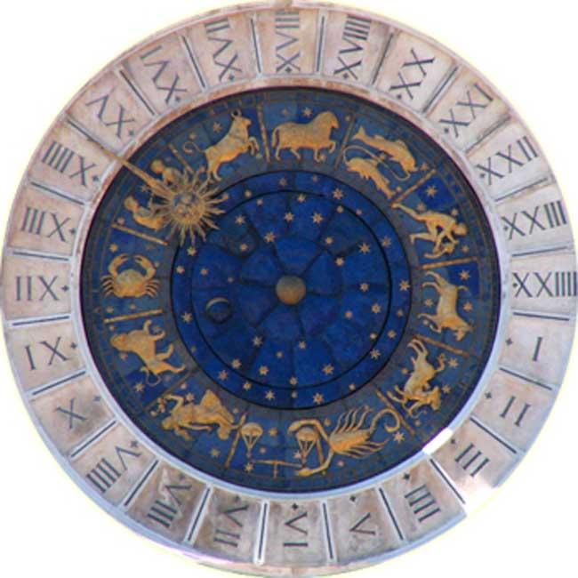 Reloj astrológico de Venecia (CC0)