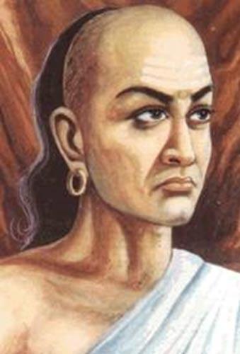 Representación artística de Kautilya. (Public Domain)