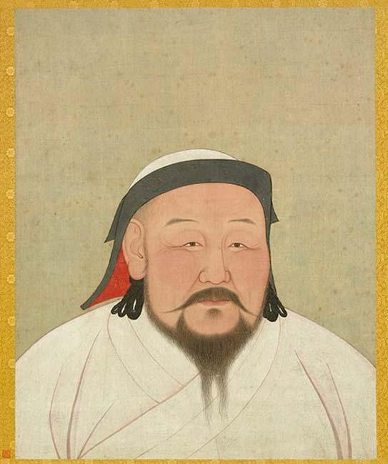Kublai Khan, fundador de la dinastía Yuan. (Public Domain)