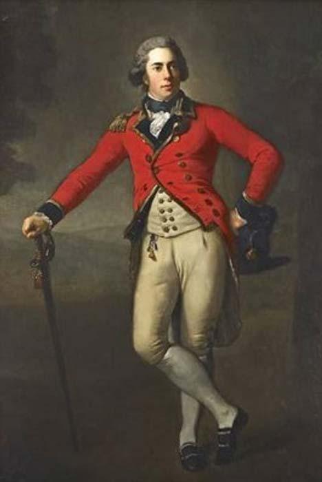 Retrato de Thomas Bruce, 7º Conde de Elgin, 1788. (Public Domain)