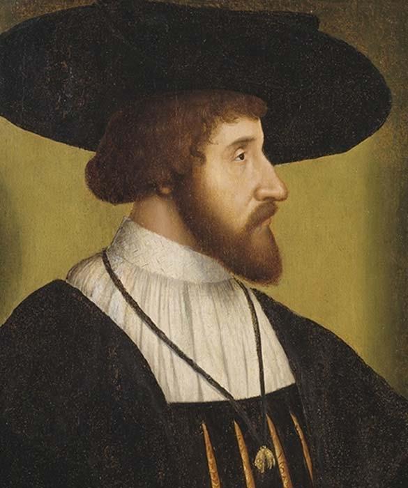 El rey Cristián II de Dinamarca (Soerfm/Dominio público)