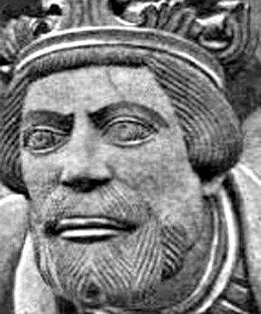 Escultura de piedra del rey Sverre I de Noruega, Catedral de Nidaros. (1200). La historia del kraken se remonta hasta un relato escrito en el año 1180 por este monarca. (Public Domain)