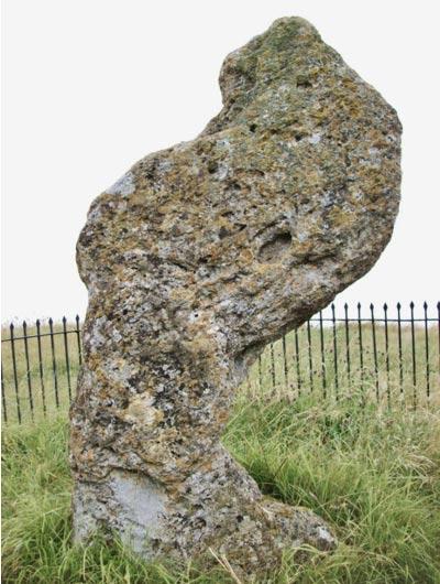 El Rey de Piedra de las Piedras de Rollright en Warwickshire, Inglaterra (Poliphilo/Wikimedia Commons)