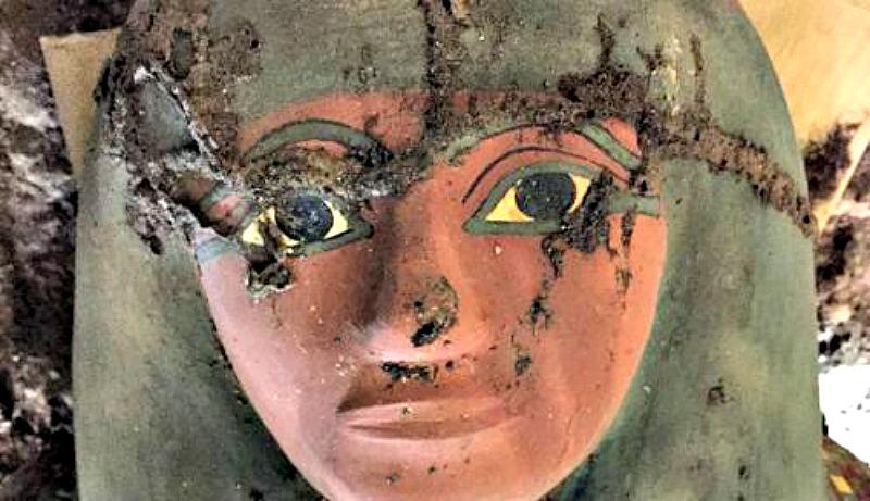Rostro idealizado del Sirviente Real Amon Renef. (Fotografía: ABC/Tuthmose III Project)