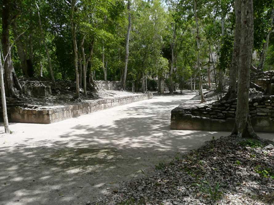 Ruinas de Calakmul. (Pete Fordham/CC BY SA 2.0)