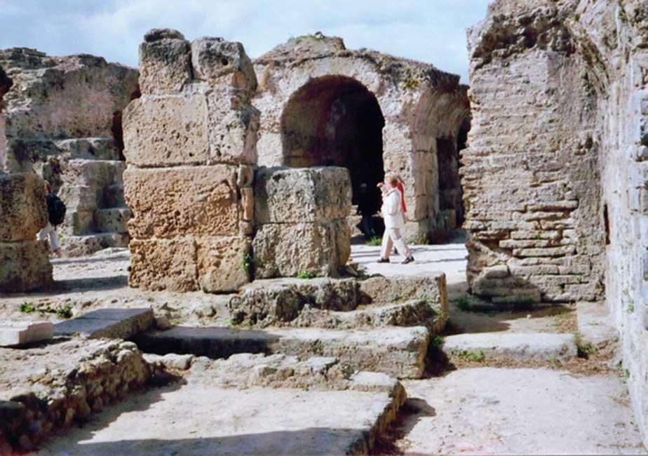 Ruinas de Cartago. (CC BY-SA 3.0)