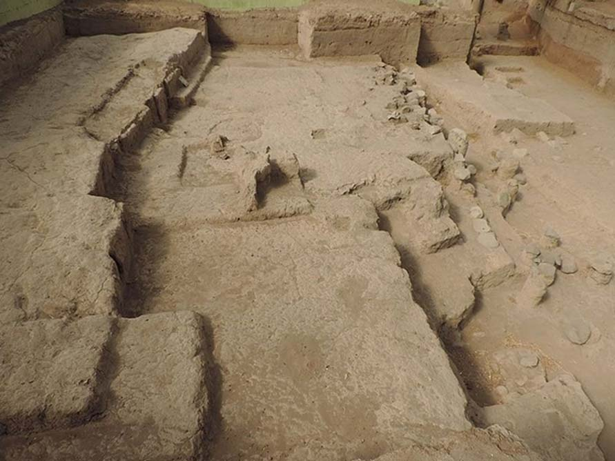 Ruinas del yacimiento arqueológico de Rumipamba en Quito, Ecuador. (Gustavo Valladares/CC BY SA 4.0)