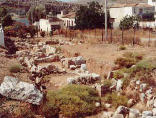 Ruinas de la antigua ciudad clásica de Salamina y su puerto (siglos V a. C.-II a. C.) Ampelakia. (CC BY SA 4.0)