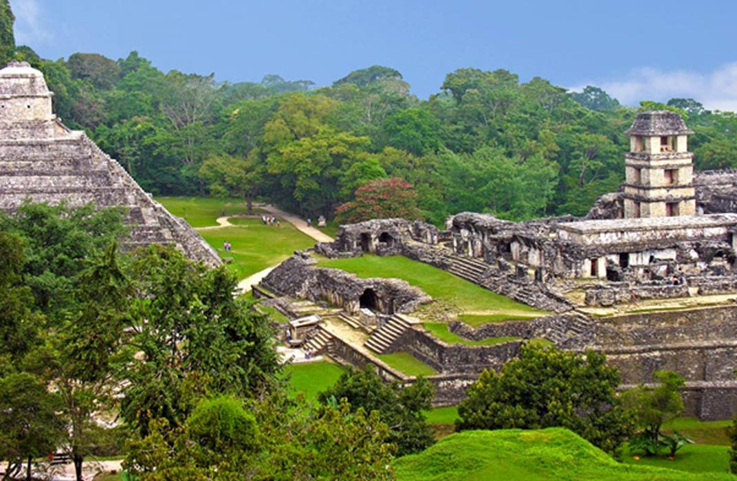 Ruinas mayas de Palenque, México (Dennis Jarvis / Flickr )