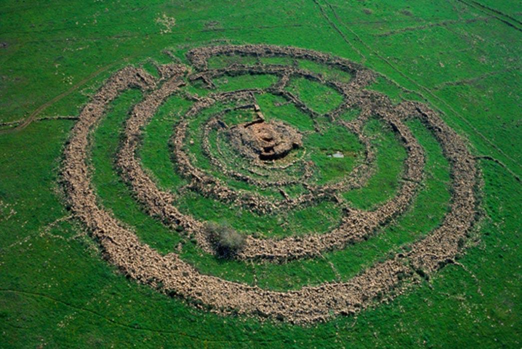 El megalito prehistórico de Rujm el-Hiri / Gilgal Refaim. (Flickr/CC BY-SA 2.0)