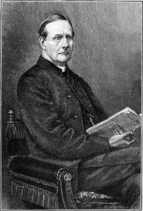 Sabine Baring-Gould, un sacerdote anglicano. (Quadell / Public Domain)