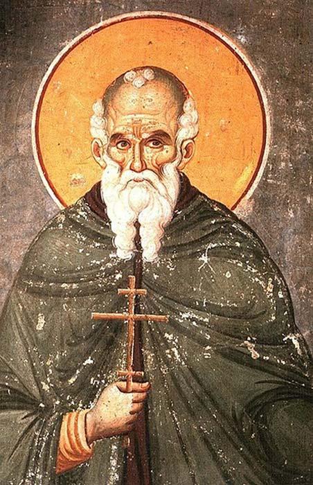 San Atanasio el atonita de Athos. (Sebastian Wallroth / Dominio Público)