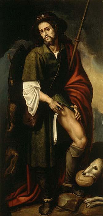 San Roque. (Public Domain)