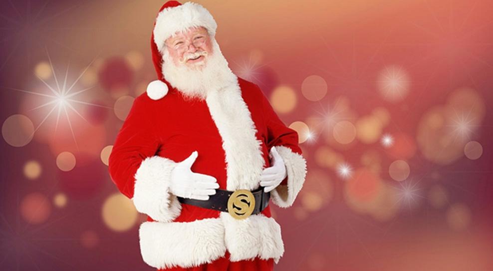 Representación moderna de Santa Claus. (CC0)