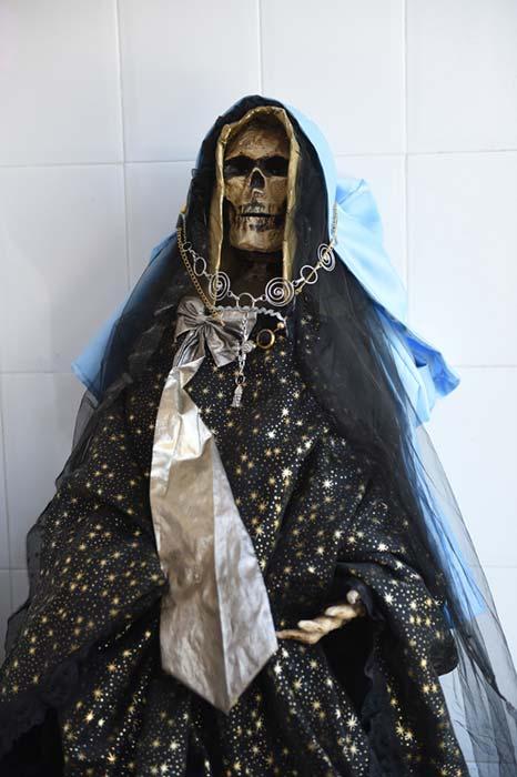 Santa Muerte (©Toni François)