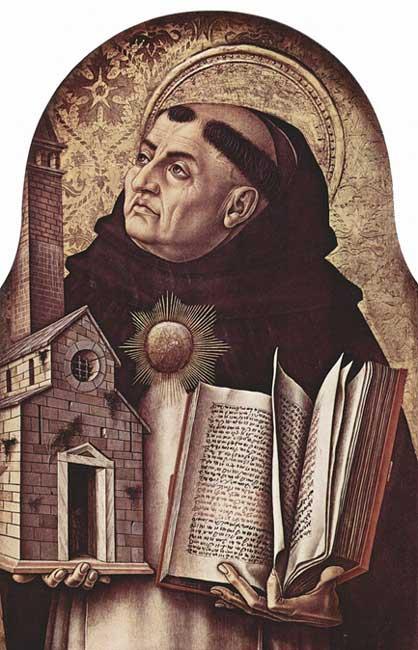 Santo Tomás de Aquino. (Public Domain)