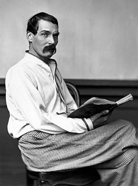 Sir Richard Francis Burton, 1864 (Dominio público)