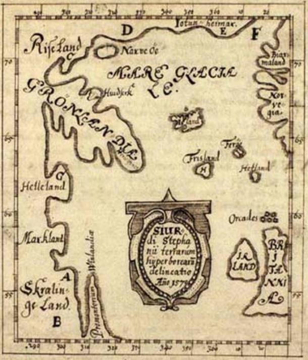 Mapa-Skalholt