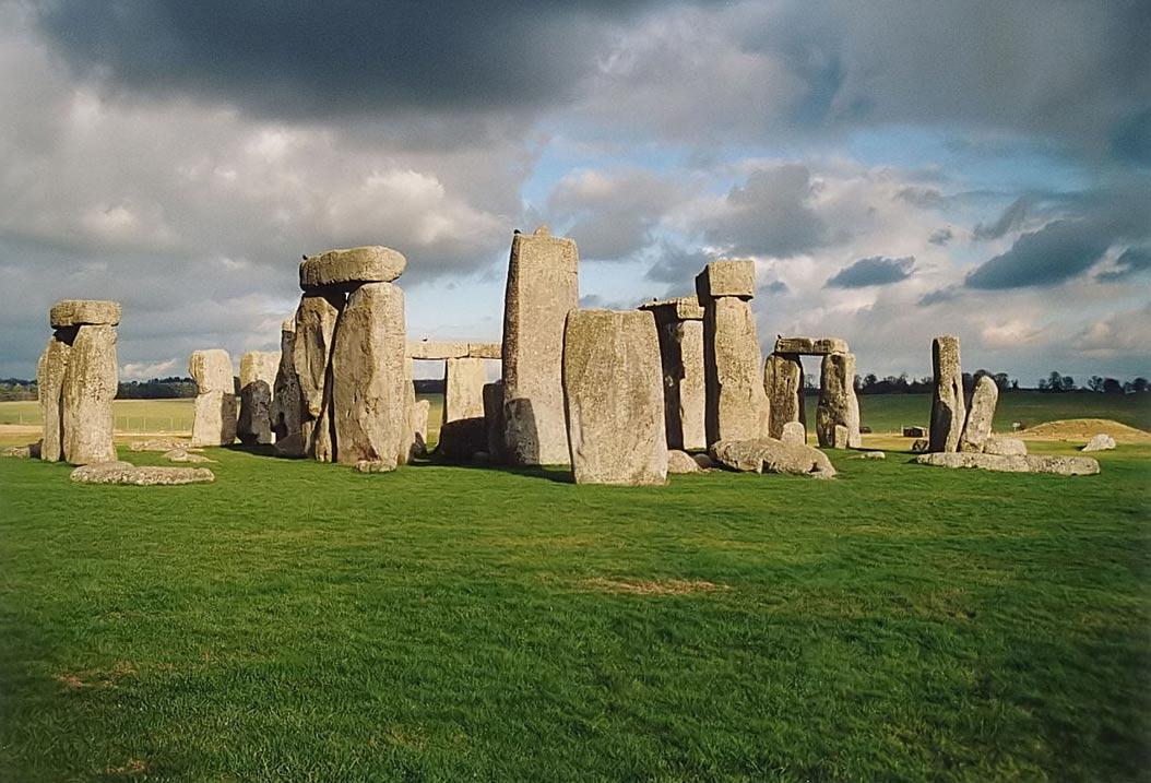 El emblemático monumento de Stonehenge en Wiltshire, Reino Unido. (CC BY-SA 2.0)