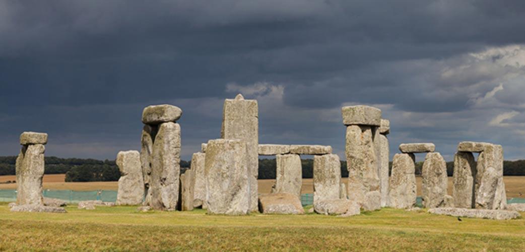 El descubrimiento se ha realizado a solo dos millas del mundialmente famoso monumento megalítico de Stonehenge (Public Domain)