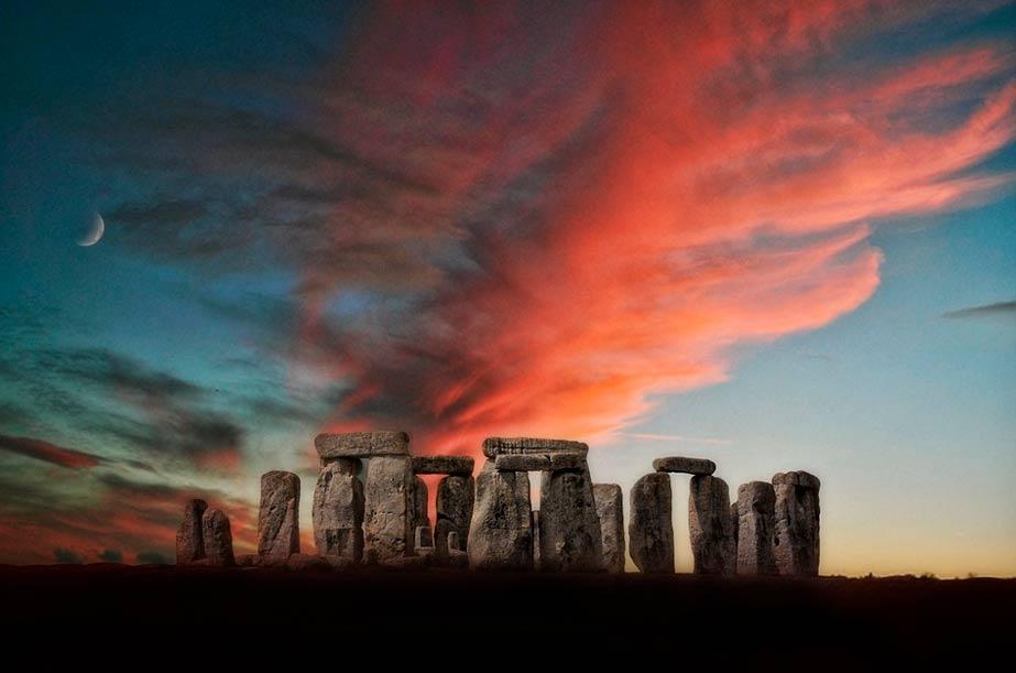 Stonehenge. (CC0)