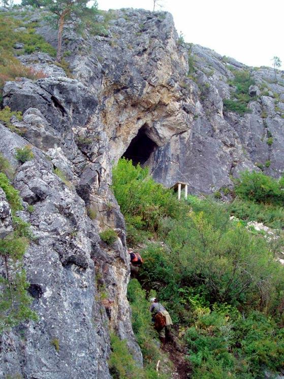 La Cueva de Strashnaya (Aterradora) en Altai, Siberia. Fotos: Andrey Krivoshapkin