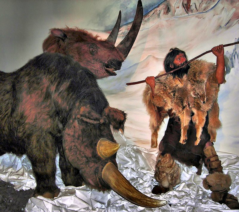 Los hombres y mujeres de hace 40.000 años sobrevivieron a la glaciación gracias al uso de numerosas cavernas del centro y norte de Europa. (Jim Linwood/Flickr)