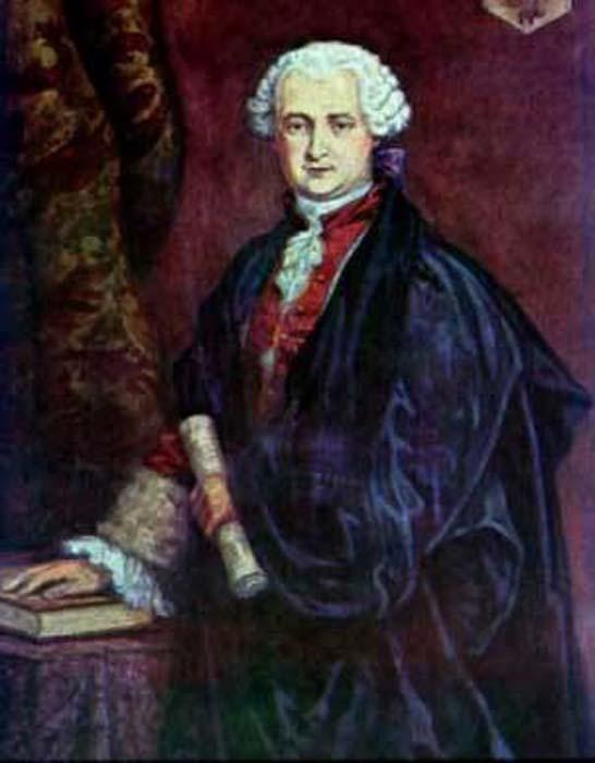 Retrato que según algunos representaría al Conde de St. Germain. (The PJV)