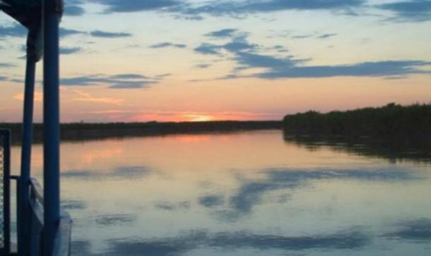 Río Sir Daria (Foto de Radim Kolarsky/Wikimedia Commons)