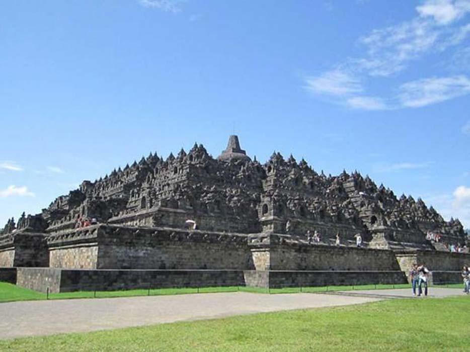 Templo de Borobudur. (22Kartika/ CC BY SA 3.0)
