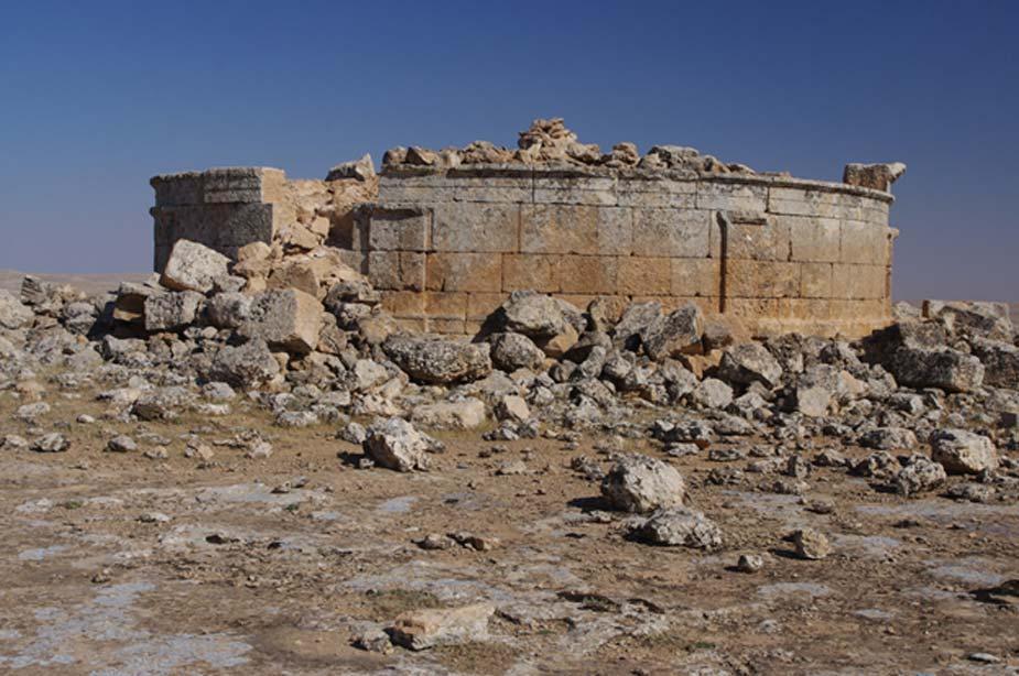 El Templo de los Siete Planetas en Sogmatar, Turquía (Unchartered Ruins)