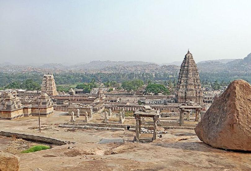 Templo Virupaksha de Hampi. (Lomita/CC BY-SA 2.0)