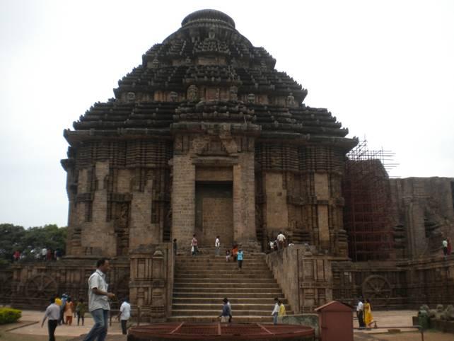 Templo-del-sol-Konark