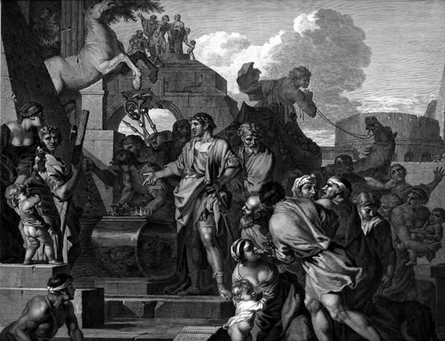La tumba de Alejandro Magno. (Tarawneh/Dominio público)