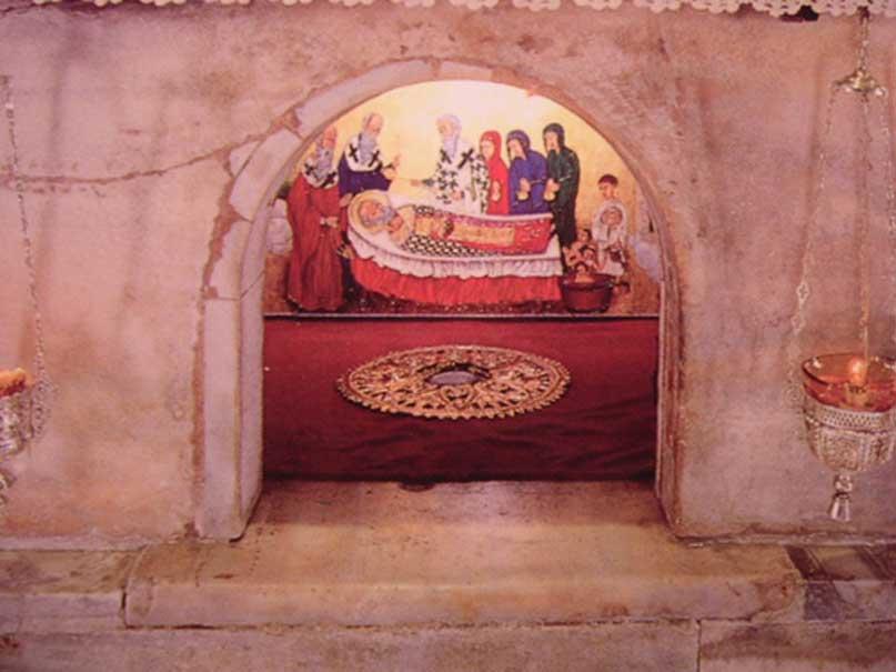 Tumba en Bari, Italia, donde hasta ahora se creía que reposaban los restos de San Nicolás (CC BY-SA 3.0)