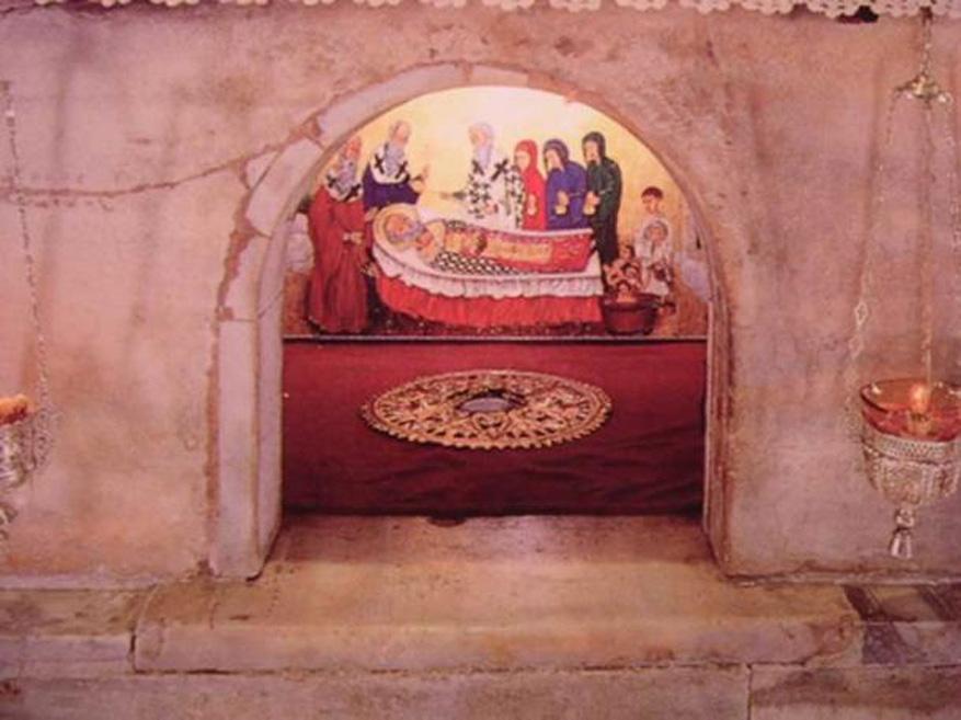 Tumba en Bari, Italia, donde muchos investigadores creen que se conservan actualmente los restos de San Nicolás. (CC BY-SA 3.0)