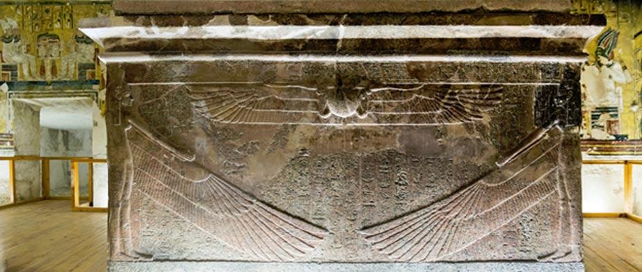 La tumba tebana de Ay (WV23). (Flickr/ CC BY-NC-SA 2.0)
