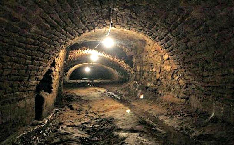 Tuneles-Puebla